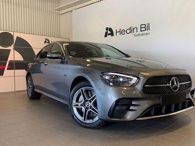 begagnad Mercedes E300 - Benz4MATIC / LADDHYBRID / AMG / DEMO