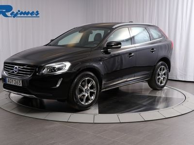 begagnad Volvo XC60 D4 AWD Ocean Race Business E