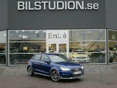 begagnad Audi A1 1.4 TFSI ,Active Style,EU6 2018, Halvkombi Pris 149 000 kr
