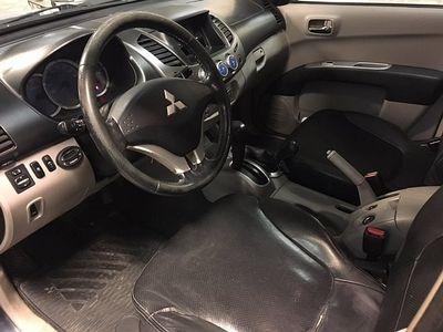 begagnad Mitsubishi L200 2.5D 4WD X-line Double Cab A -08