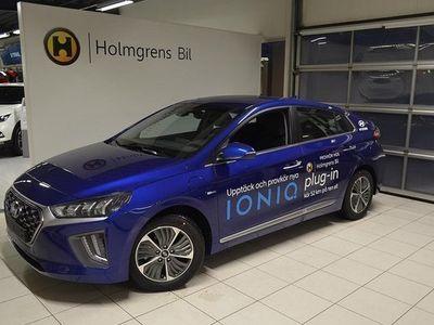 "begagnad Hyundai Ioniq PHEV Premium Plus M. Wcha ""demo"" Demo 2020, Halvkombi 284 900 kr"