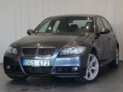 begagnad BMW 335 Xi Sedan M-sportpaket Bränslevärmare -08