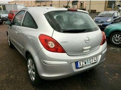 begagnad Opel Corsa 1.2 -07