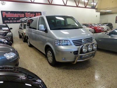 brugt VW Caravelle 2.5 TDI 9 Sits Ny Servad Krok 131hk