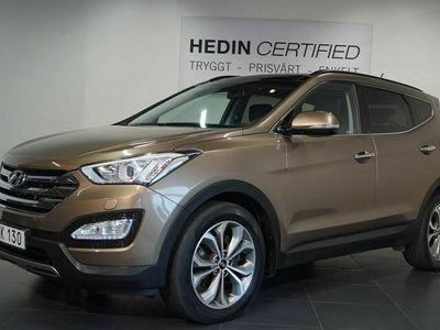 begagnad Hyundai Santa Fe 2.2 CRDi 4WD 197hk