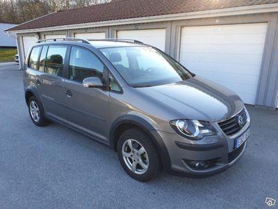 brugt VW Touran Cross 2.0TDI(140hk)AUT -09
