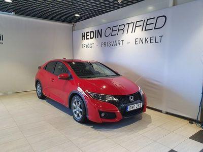 begagnad Honda Civic 5 DR 1.6 i-DTEC 120Hk Sport