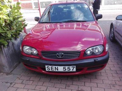 begagnad Toyota Corolla 1.4 -00