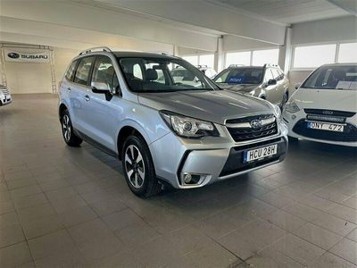 begagnad Subaru Forester 2.0i XS CVT Eyesight