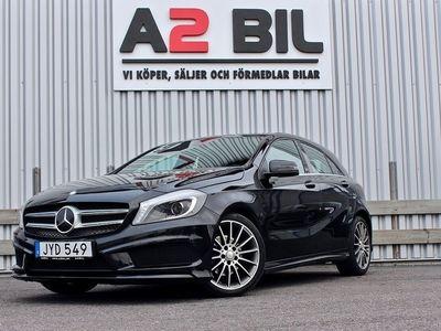 begagnad Mercedes 180 A-KlassAMG Sport Euro6 (1822kr/mån)
