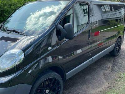 begagnad Renault Trafic FL