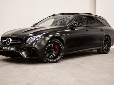 begagnad Mercedes S63 AMG AMG ET - Edition 1 Panorama (612hk)