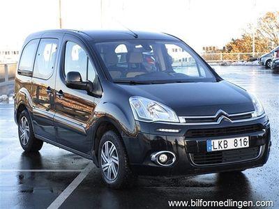 begagnad Citroën Berlingo 1.6 HDi 90 Multispace Family III Svensksåld Leasbar