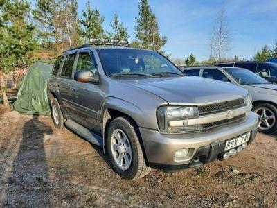 begagnad Chevrolet TrailBlazer 4D