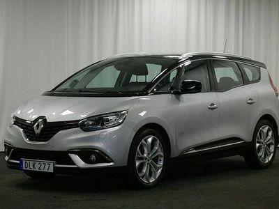 begagnad Renault Grand Scénic Scénic Grand Energy dCi 110 Zen EDC 2017, Kombi Pris 189 900 kr