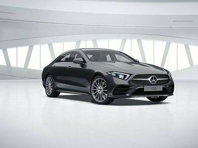 begagnad Mercedes CLS400 D 4MATIC