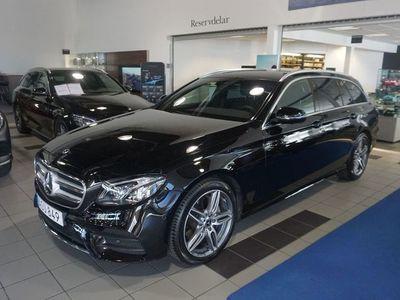 gebraucht Mercedes E220 220d 4MATIC kombi // AMG Line // Panorama