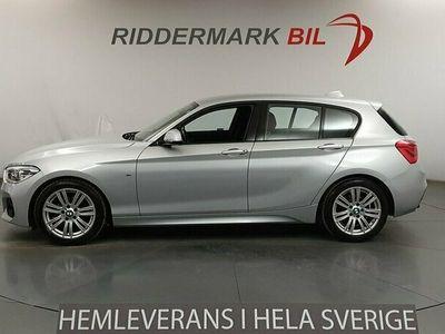 begagnad BMW 118 i 5-door M Sport Nyservad Eu6 136hk