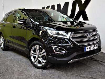 begagnad Ford Edge 180 TD Titanium | AWD | Adaptiv farthållare | Navi | S&V hjul |