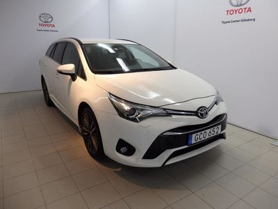 brugt Toyota Avensis 1,8 TS INTENSE EDITION 18 TUM -17