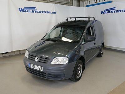 gebraucht VW Caddy SKÅP TDI 105HK -10