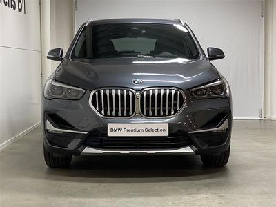 begagnad BMW X1 xDrive 20d Drag Navi HiFi Backkamera