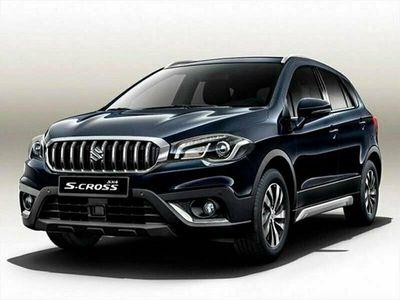 begagnad Suzuki SX4 S-Cross 1.4 T, Automat AllGrip Select Euro 6