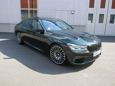 begagnad BMW 750 I XDRIVE
