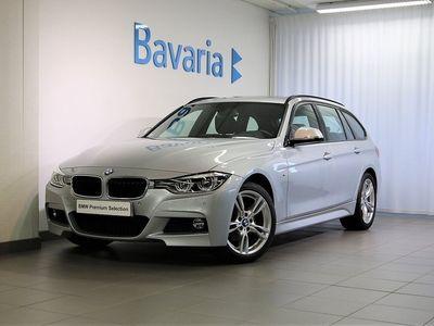 begagnad BMW 320 i xDrive Touring M-Sport Connected Nav Drag Nypris 465 600 K