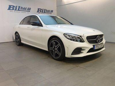 begagnad Mercedes C220 d 4MATIC 9G-Tronic Amg/vä