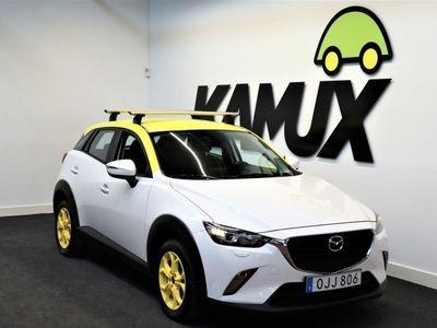 begagnad Mazda CX-3 2.0 SKYACTIV-G Dragkrok