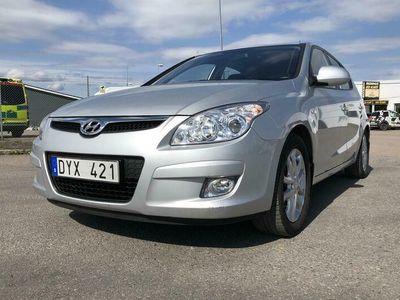 begagnad Hyundai i30 1.6 5dr (122hk)