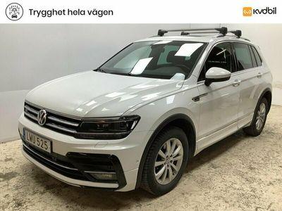 begagnad VW Tiguan 2.0 TDI 4MOTION