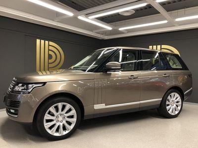 begagnad Land Rover Range Rover Vogue 4.4 SDV8 (340hk) 1-brukare / Panorama