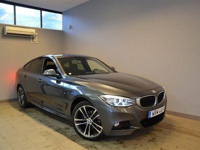"""begagnad BMW 320 Gran Turismo d xDrive F34 M-SPORT 19"""" 5200MIL"""