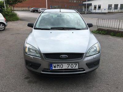 begagnad Ford Focus Kombi 1.6 Duratec (101hk) Besiktigad