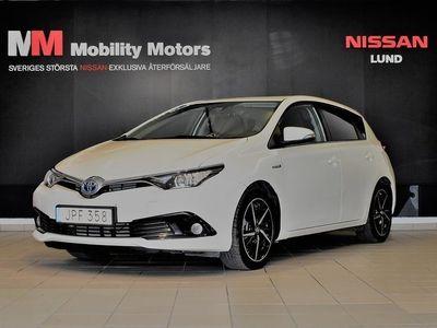 begagnad Toyota Auris Hybrid 1.8 VVT-i + 3JM CVT Euro