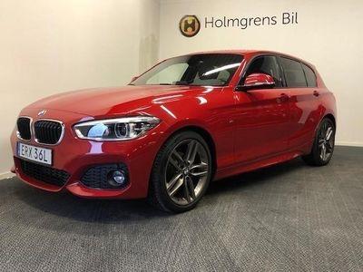 begagnad BMW 118 i 5dr M-Sport/ Hifi/ 18