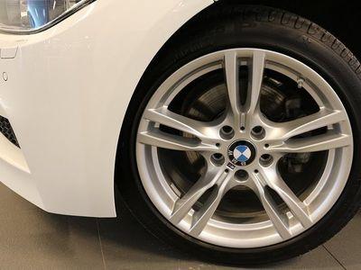 begagnad BMW 320 d xDrive Touring M Sport Nav Drag Läderklädsel