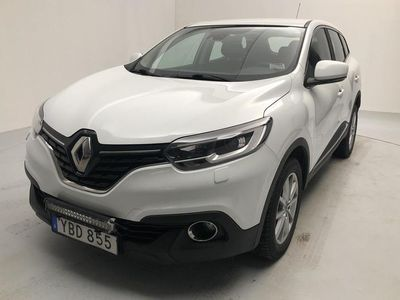begagnad Renault Kadjar 1.6 dCi 4WD