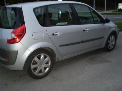 begagnad Renault Mégane JSCENIC