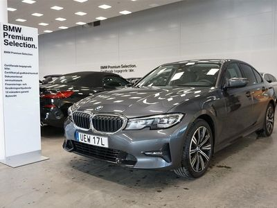 begagnad BMW 320 d xDrive Sport Line Drag HiFi