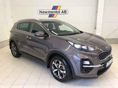 begagnad Kia Sportage 1.6 T-GDI AWD DCT Advance -19