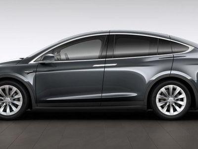 begagnad Tesla Model X 75D - AP2,5 med 6-sits konfig -18