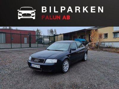 begagnad Audi A6 Sedan 2.4 V6 Quattro 170hk Manuell 13000mil PDC DRAG