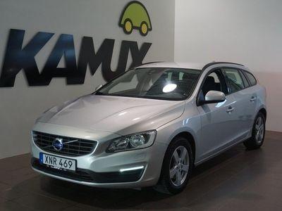 begagnad Volvo V60 D2 | Business | Drag | D-värme | S&V-Hjul