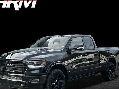 """begagnad Dodge Ram Quadcab Laramie eTorque / Night Edition / 12"""" Skärm"""