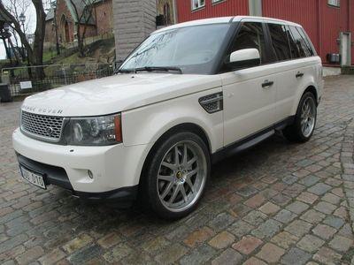 begagnad Land Rover Range Rover Sport 5,0 Autobiograph -10
