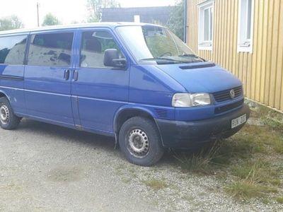 begagnad VW Caravelle -00