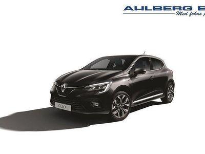 begagnad Renault Clio TCe 100 Intens 5-d NYA (Parkerin